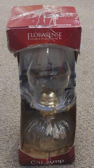 Vintage Florasense Oil Lamp for Sale in Burlington, NC