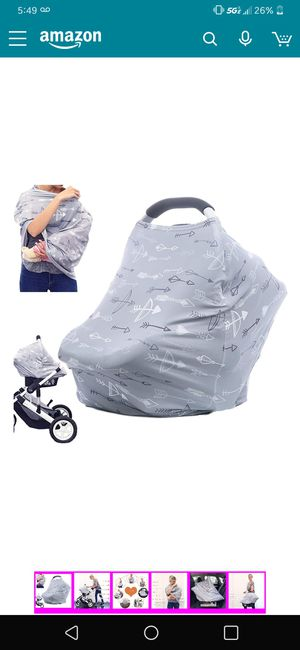 Car Seat cover and Wrap. 2 in 1 for Sale in Morrisville, NC