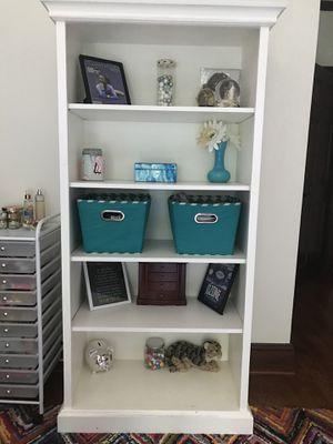 Stanley Young American White Bookcase for Sale in Alpharetta, GA