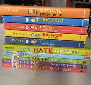 Big Nate Books - Lot 10 for Sale in Newark, CA