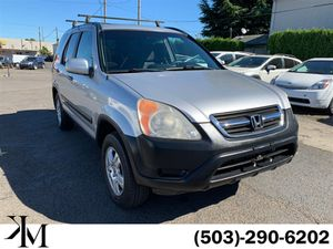 2002 Honda CR-V EX AWD - SUNROOF - CLEAN - Serviced for Sale in Portland, OR