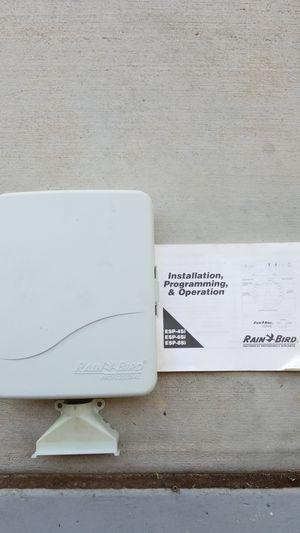 Rainbird 6 station irrigation sprinkler controller for Sale in Santa Clarita, CA