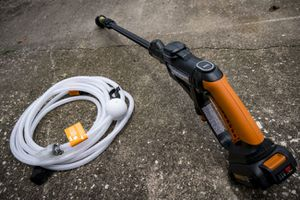WORX Hydroshot Portable Pressure Washer for Sale in Coffeyville, KS