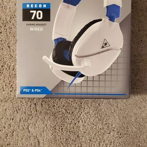 Turtle Beach Recon 70 Wired Gaming Headset For Xbox One Series X Ps4 Ps5 for Sale in Frederick, MD