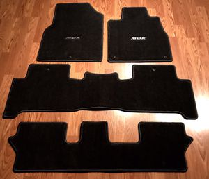 2007 - 2013 Acura MDX OEM Carpet Mats for Sale in Beaverton, OR