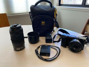 Sony a6000 Digital Camera for Sale in Creston, MT