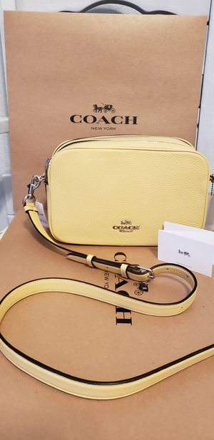 Brand New Authentic COACH Large Crossbody Purse for Sale in Pembroke Pines, FL