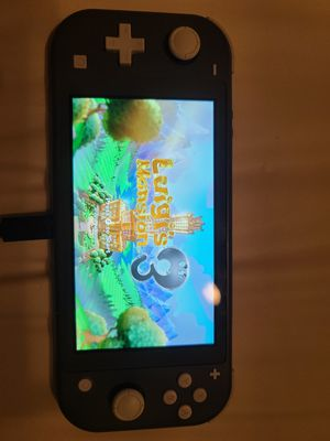 Nintendo Switch Lite!Gray! Like New! for Sale in Grand Terrace, CA