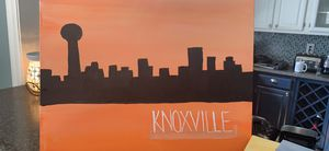 City Skyline paintings for Sale in Knoxville, TN