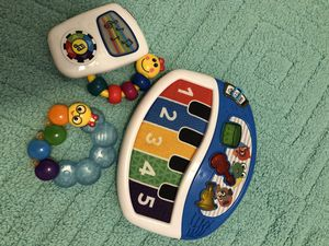 Baby toys perfect condition everything $12 for Sale in Tamarac, FL