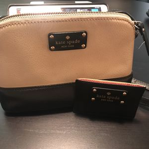 Kate spade Purse With Wallet Like New for Sale in Queens, NY