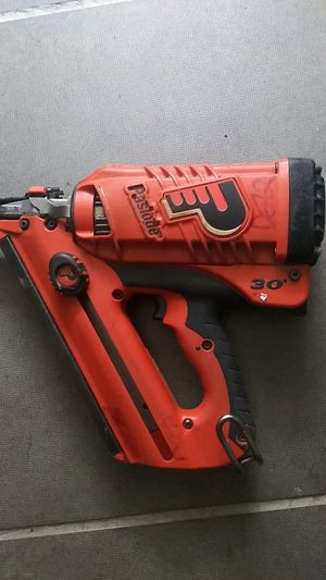 Paslode cordless nail gun for Sale in Baltimore, MD