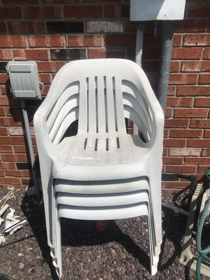 Set of 4 chairs for Sale in Quincy, IL