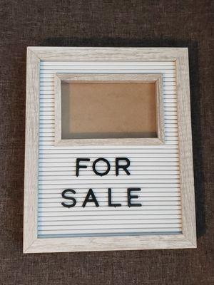 Letterboard for Sale in Redlands, CA