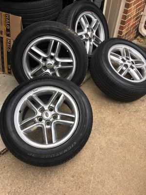4 Range Rover P38 wheels (rims only ) 18 inch for Sale in West Springfield, VA