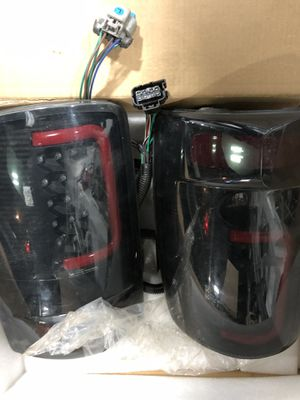 LED taillights GMC and Chevy for Sale in Cleveland, OH