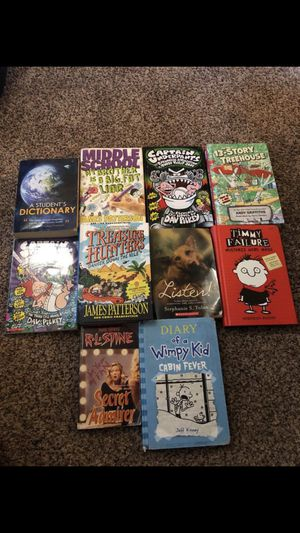 $20/Make Offer! 10 Awesome Books! Some New! Make offer! for Sale in Whittier, CA