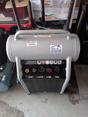 Fortress high performance aiir compressor for Sale in Hesperia, CA