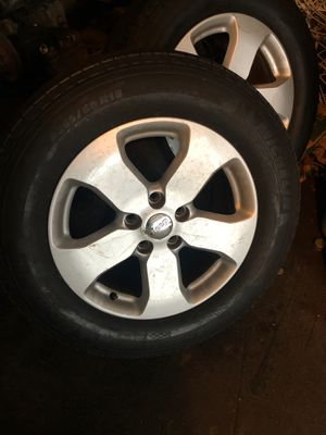 Set of 4 Jeep Grand Cherokee wheels for Sale in The Bronx, NY