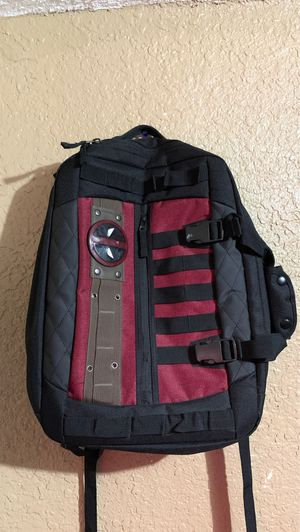 Deadpool backpack for Sale in Miami Gardens, FL