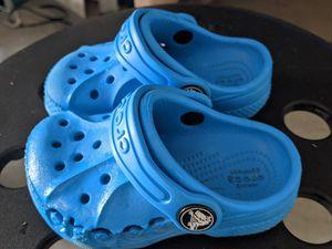 Kids Crocs Sz4 for Sale in Apex, NC