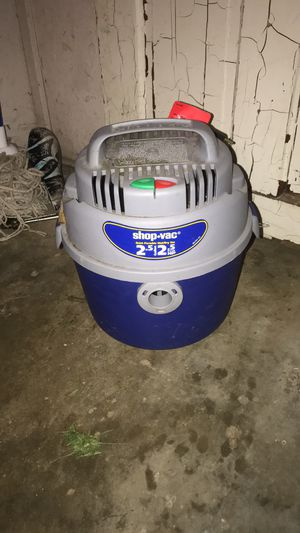 Shop van brand new 2.5 gallon not big works wonderful brand new for Sale in Danville, KY
