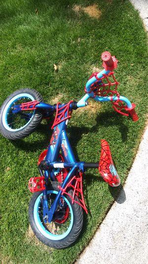 """Huffy Spiderman 12"""" Kids Bike for Sale in Atlanta, GA"""