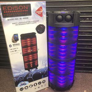 Stereo Bluetooth system 🔊🎶 karaoke 🎤 for Sale in Alexandria, VA