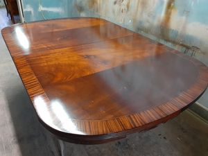 Elegant Antique Dining Room Table for Sale in Brooklyn, NY