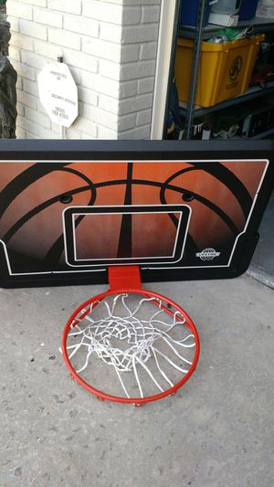 Basketball hoop and backboard for Sale in Clearwater, FL