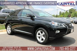 2013 Lexus RX 350 for Sale in Chantilly, VA