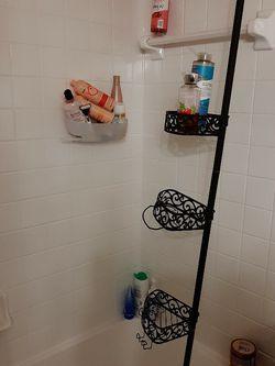 Corner Shower Rack 4 Shelves for Sale in Orlando,  FL