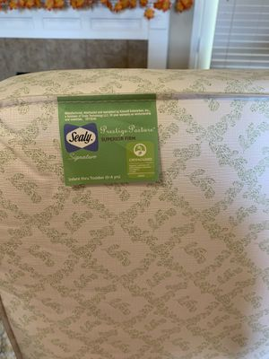 NEVER USED Sealy crib mattress for Sale in Ooltewah, TN