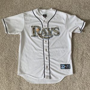 Tampa Bay Rays Baseball Jersey Medium for Sale in Valparaiso, IN