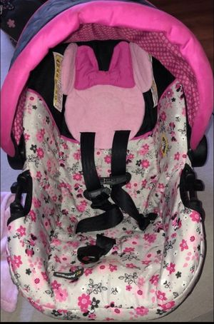 Minnie Mouse Infant Car Seat for Sale in Alafaya, FL