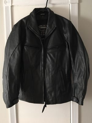 Women's Leather Riding Jacket - Size Medium for Sale in Florissant, MO
