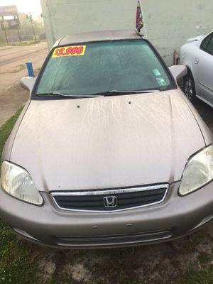 2002 Honda Civic for Sale in Baker, LA