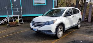 2012 honda crv ex 4wd for Sale in Lynnwood, WA