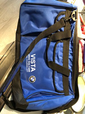 BMW duffle bag for Sale in Pompano Beach, FL