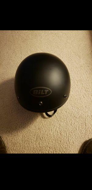 BILT 3/4 MOTORCYCLE HELMET for Sale in Cary, NC