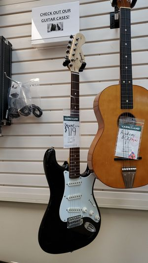Squier guitar for Sale in Valley View, OH