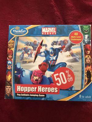 Captain America board game for Sale in Hilliard, OH