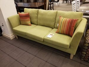 REDUCED *** Lime Green Sofa *** for Sale in Phoenix, AZ