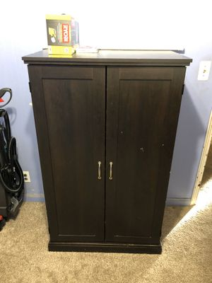 Computer cabinet for Sale in Rockville, MD
