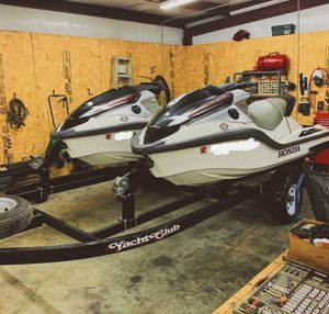 Two Jet Skis Honda F15 -$1400 for Sale in Minneapolis, MN