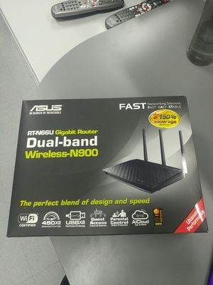 ASUS Dual Band Gigabit router for Sale in Redmond, WA