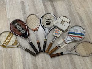 Vintage Tennis Rackets for Sale in Powell, OH