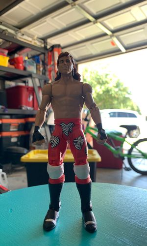 Shawn Michaels action figure for Sale in Cibolo, TX