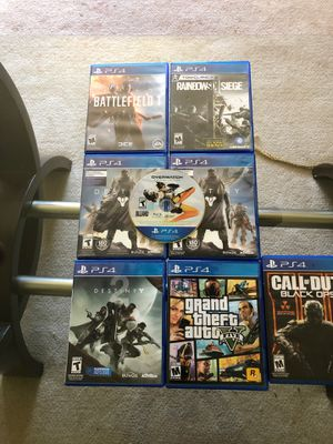 Ps4 games for Sale in Joliet, IL