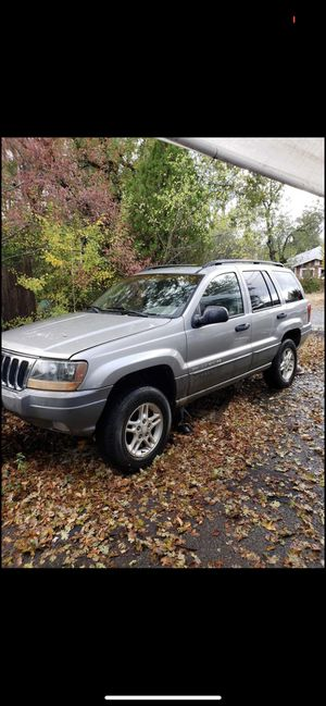 2002 Jeep Grand Cherokee for parts for Sale in Martinez, CA